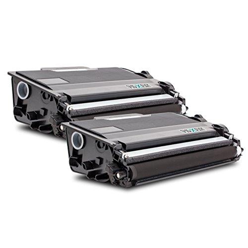 Preisvergleich Produktbild 2x Toner XXL kompatibel für Brother TN3480 BK Schwarz ergibig bis zu 8000 Seiten passt in Brother DCP-L 5500 / 6600 HL-L 5000 / 5100 / 5200 / 6250 / 6300 / 6400 MFC-L 5700 / 5750 / 6800 / 6900 DN DW D DNT DWT