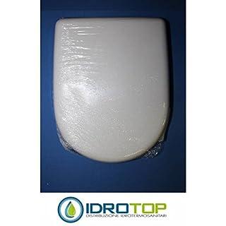 Dolomite Toilet Seat Hinge-White Chrome CLODIA Series Toilet Seat