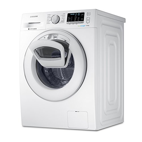 Samsung WW90K5410WW Freestanding Front-load 9kg 1400RPM A+++ White washing machine - washing machines (freestanding, Front-load, A+++, A, White, LED)
