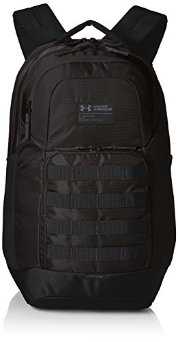 "Under Armour UA1295553S Rucksack""Guardian\"", Storm, Charged Cushioning, Schwarz, 29 L"