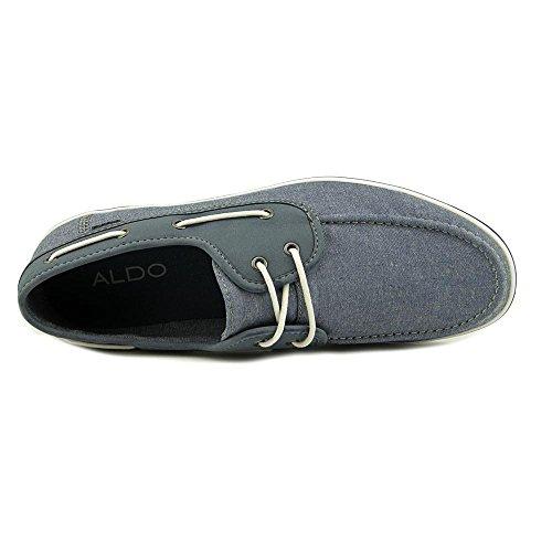 Aldo Eremo Toile Chaussure de Bateau Navy