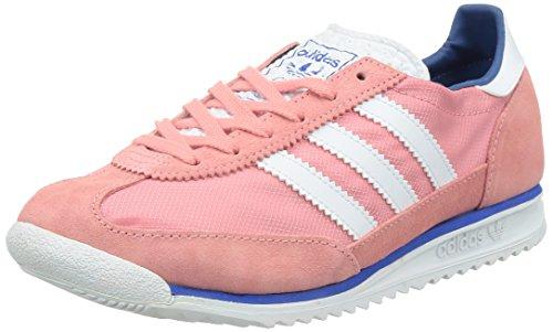 Adidas Originals SL 72, Blue-Pink-White