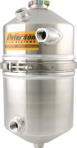Peterson Fluid Systems 08-0011 Dry Sump Tank 4 - Tank Peterson