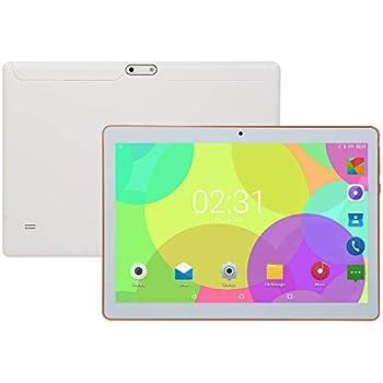 RONSHIN KT107 10.1 Pulgadas 4G-LTE Tablet Android 8.0 ...