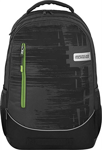 AMERICAN TOURISTER. POP PLUS+ 03 Polyester 35L Grey Backpack