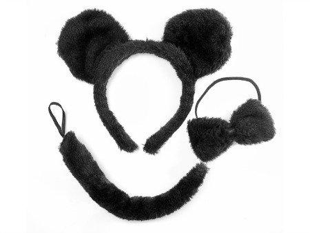 Maus- Set Kostüm Karneval Fasching -