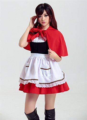Anime Krankenschwester Kostüm - LLY Halloween-Party-Kleid Cosplay Anime-Rollenspiel-Uniformen