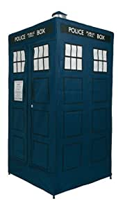 doctor who tardis rei verschluss kleiderschrank k che haushalt. Black Bedroom Furniture Sets. Home Design Ideas