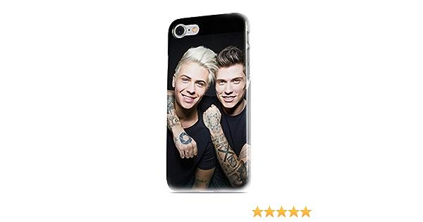 Publiassia Stamperia Benji e Fede Cover 1 Smartphone Custodia per Tutti Modelli Apple iPhone Samsung Huawei Idea Regalo Collezione Telefono Musica ...