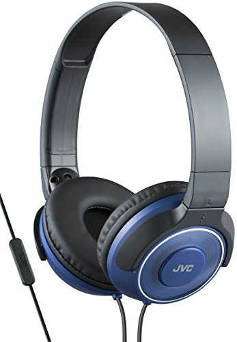 JVC HA-SR225-A-E Cuffia Leggera ad Alta Qualità
