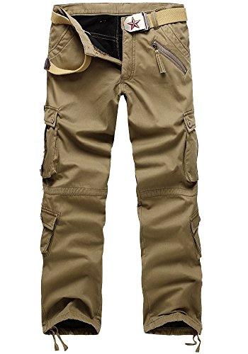 AYG Herren Cargo Hose khaki#022