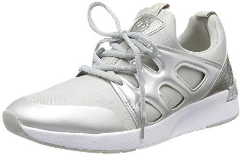 Bugatti Damen 442271646900 Sneaker, Silber (Silver 1300), 37 EU