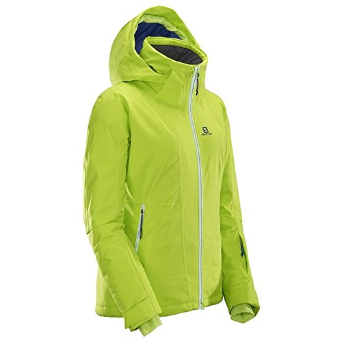 Salomon Damen Jacke, All Good Jkt W M Grün (Acid Lime)