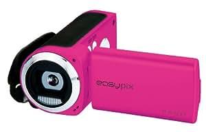 Easypix DVC 5227 Flash Caméscope 720p Rose