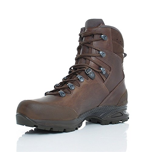 Bottes Haix Nebraska extérieure Pro Gore-Tex ® SS3, couleur:brun;Pointure:49.5 (UK 14) braun