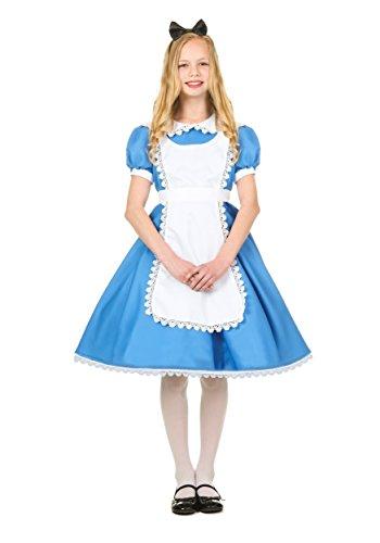 Child Supreme Alice Fancy dress costume X-Small (Supremes Fancy Dress Kostüm)