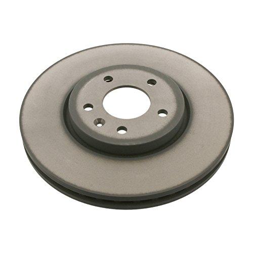 Preisvergleich Produktbild febi bilstein 39210 Bremsscheibensatz (vorne, 2 Bremsscheiben), innenbelüftet, Lochzahl 5