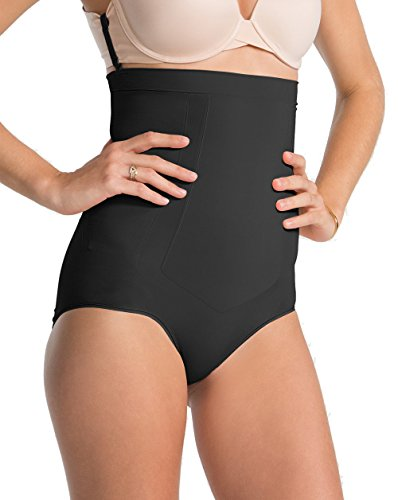 spanx-oncore-high-waisted-brief-body-shaping-underwear-for-women-large-black