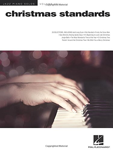 Christmas Standards: Jazz Piano Solos Series Volume 45 PDF