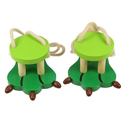 Bigjigs Toys Krokodil-Footwalkers