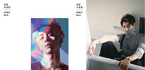 JONGHYUN SHINee - The Collection : Story Op.2 [Random ver.] CD+Photobook+Free Gift Photocard
