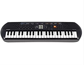 Casio Portable Electronic KeyBoard SA-77A with Free Adaptor worth INR 300