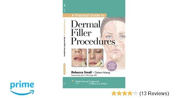 A Practical Guide to Dermal Filler Procedures: Amazon co uk