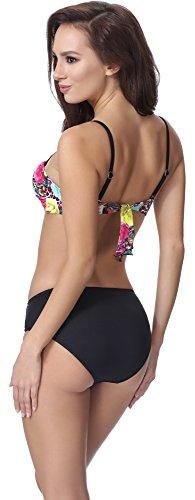 Merry Style Bikini Set per Donna N2 50 Modello-H11