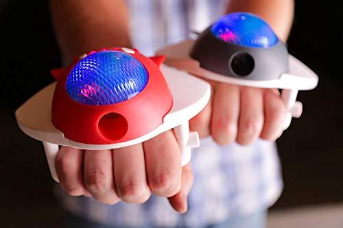 MMP Living Intergalactic Rocket Laser Tag 2 Player Set