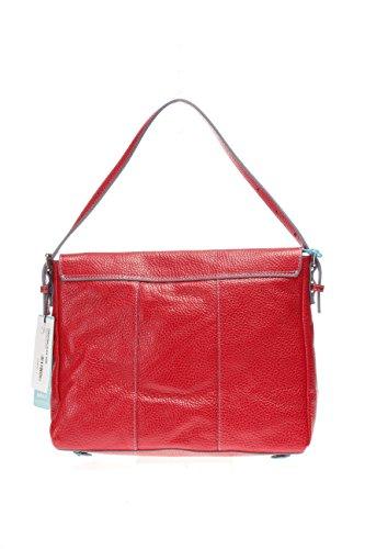 Gabs Pasquina M borsa a spalla pelle 32 cm Red
