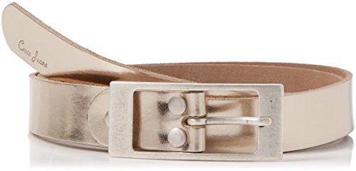 Cross Jeans Damen 0379K Gürtel, Silber (Silver 272), ((Herstellergröße: 80)