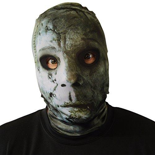 gruselig Halloween Gesichtsmaske verrückt Mike Mörder Design Kostüm Horror