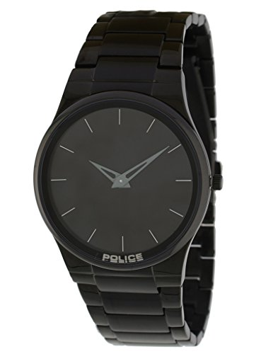Police Black Color Dial Watch For Men PL12744JRSB02MJ