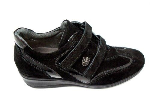 Swissies, Scarpe col tacco donna nero nero 37 nero Size: 37