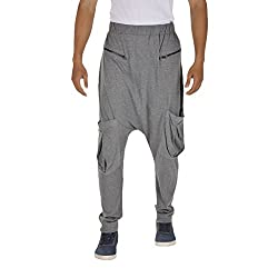 Mens Hip Hop Joggers, Dance Pants, Gym Pants, Harem pants , Extreme low drop crotch, Yoga wear.