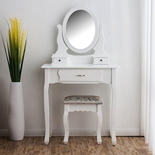 163 56 49 Cherrytree Furniture Dressing Table 3 Drawer Makeup