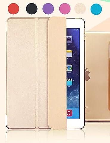 zzll151 0.5 df Luxus-Abendessen Schlupf auto Schlaf / Wach-up-PU-Leder Ganzkörper-Fall für iPad Pro 12.9 (verschiedene Farben) , rose KKKAOOL