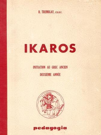 IKAROS. Initiation au grec ancien. Deuxième année.