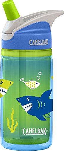 camelbak-products-llc-kinder-camelbak-eddy-insulated-4l-trinkflasche-blue-sharks-04-liter