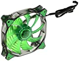 Cougar CFD120 Green LED HB Luefter 120mm x 25mm 12