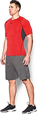 Under Armour Men's Compression Short-Sleeved T-Shirt Armour