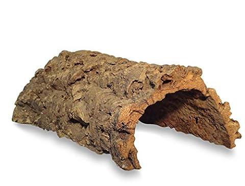 Ecorce Chene - Écorce de liège: grotte en liège (demi-voûte)