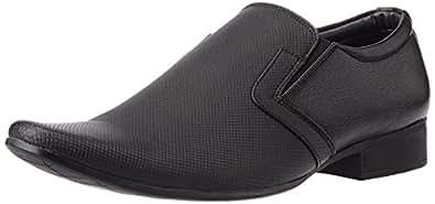 BATA Men's Laser Black Formal Shoes - 11 UK/India (45 EU) (8516601)