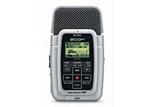 Zoom H2 Handy Recorder with 4GB Card