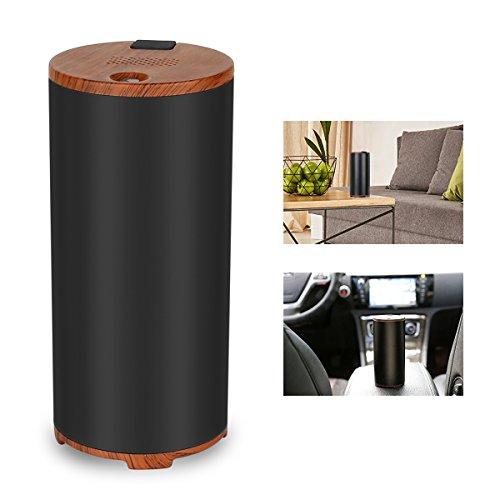 Standard-höhe Cherry (LeaningTech 1200mA Ozon Luftreiniger Deodorator,PM2.5 Eliminator Geruchsentferner Air Frischer Sterilisator, USB Aufladung für Auto Kühlschrank Kleiderschrank Schlafzimmer Büro)