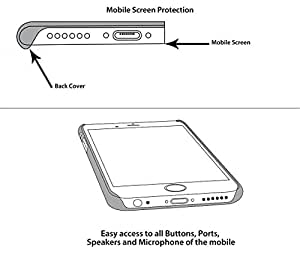 "Ulta Anda Cute But Devilish Inside Printed Designer Mobile Back Cover For ""Huawei P10"" (3D, Matte Finish, Premium Quality, Protective Snap On Slim Hard Phone Case, Multi Color)"