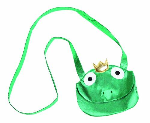 Kostüm Zubehör Tasche Frosch Handtasche zu Karneval Fasching (Handtasche Kostüm Zubehör)