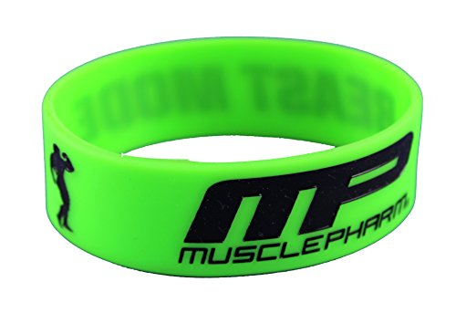 eshoppee mp beast mode wrist band for man and women (1 pcs)  available at amazon for Rs.109