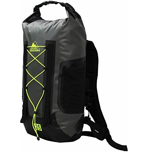 Cox Swain 25L super leichter wasserdichter Outdoor Rucksack Packsack für Fahrrad, Wassersport etc.