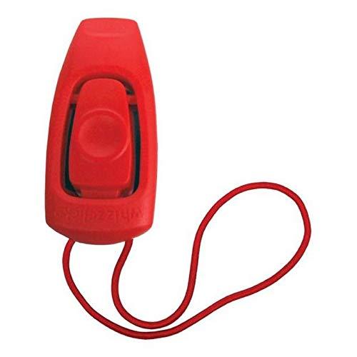 Rouge Fogun Sifflet Anti-aboiements pour Chien Dressage par ultrasons